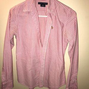 Polo Ralph Lauren button up shirt 👚